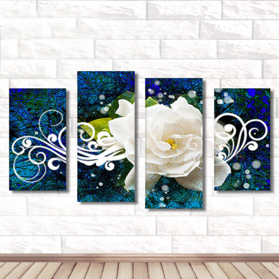Full Drill 5D Diamond Painting Embroidery Cross Crafts Stitch Home Art Decor