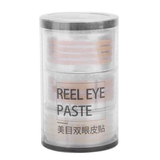Greensen 3 rolls Eyes Stickers Invisible Double Eyelid Tape Natural Eye Cosmetic Makeup Tools