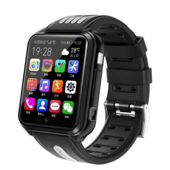 Smart watch 4G Children's Android phone kids SmartWatch with Sim Card and TF card Dual camera wifi watches GPS positioning