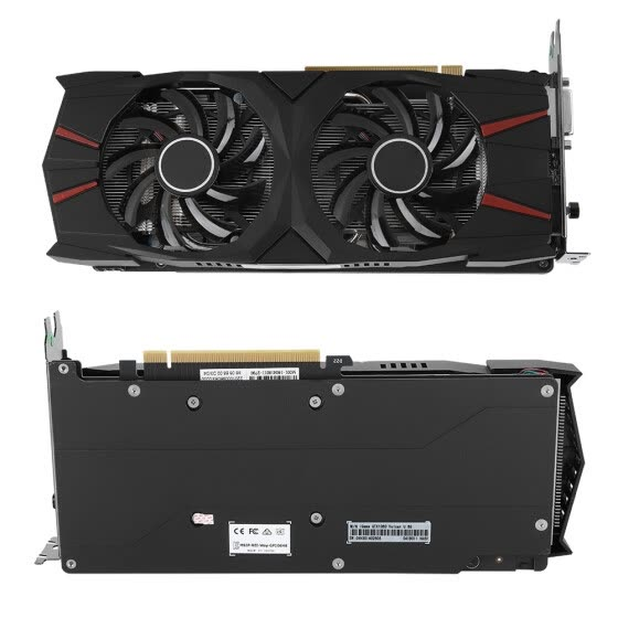 Greensen Colorful iGame GTX1060 Vulcan U 1506/8008MHZ 192bit 6GB GDDR5 Graphics Card