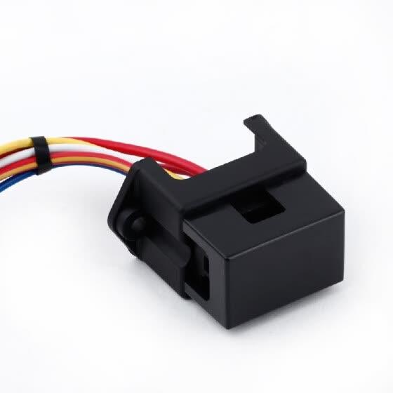 Shop 4 Way DC32V Circuit Car Trailer Auto Blade Fuse Box ...  Way Car Fuse Box on
