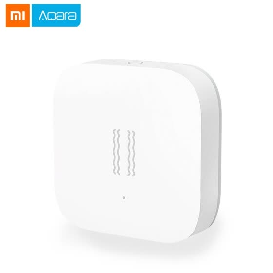Xiaomi Aqara Vibration Sensor Zigbee Shock Sensor Vibration Detection Alarm Monitor Built In Gyro Motion Sensor For Mi Home App