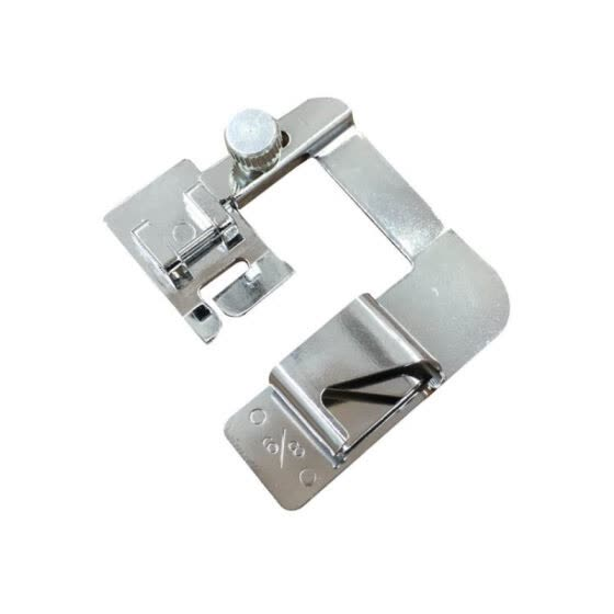 "Multi-functional household electric sewing machine accessories 8/8 ""cloth edge package presser foot 25 mm"
