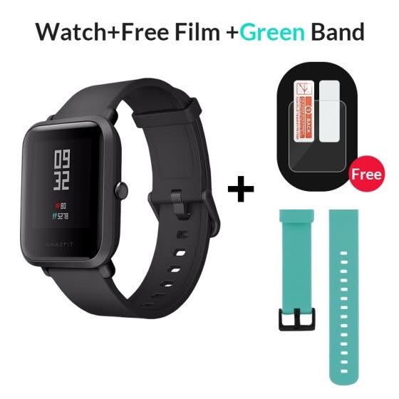 Shop New Original Xiaomi Mi Huami Amazfit Bip Smart Watch 1 28