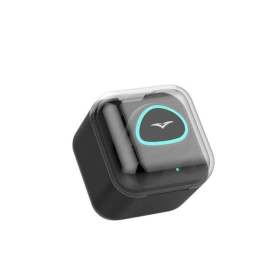 TZ-9 Wireless Earbuds Sport  Bluetooth Single Earphone In-ear Mini Portable Headset With Magic Cube Charging Box For Phone