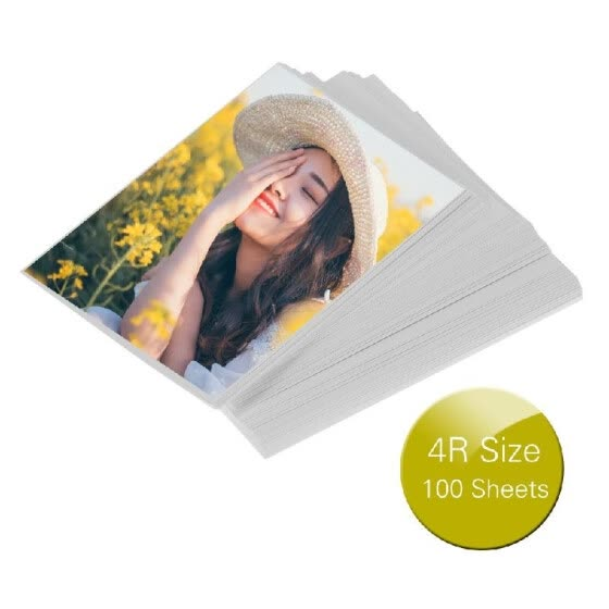 Shop Professional 4R Size 100 Sheets Glossy Photo Paper 4 0