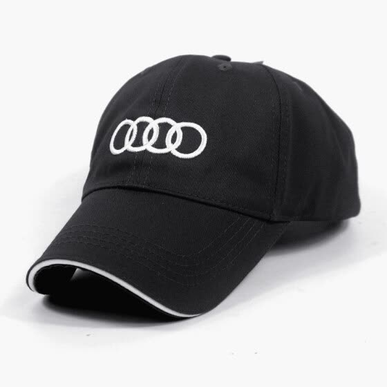 Shop Audi hat cotton spring summer cap baseball cap cap