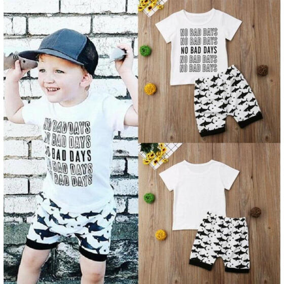 12-18M 18-24M BABY BOYS 2 PIECE T-SHIRT AND SHORTS SET 6-12M