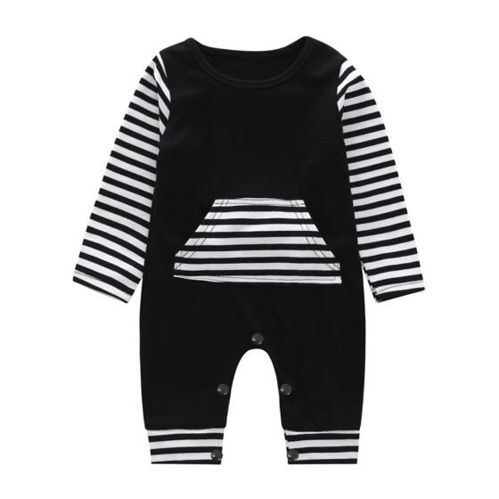 Newborn Infant Baby Girl Romeper Jumpsuit Playsuit T-shirt Pants Outfits Clothes