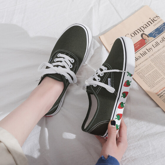 Spring New Men /'s Casual Shoes Canvas Shoes Sports Students Board Shoes