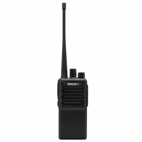 LEADZM LE-C2 Two Way Radio UHF 400-470MHz Single USB Cable Chargeable Handheld Walkie Talkie