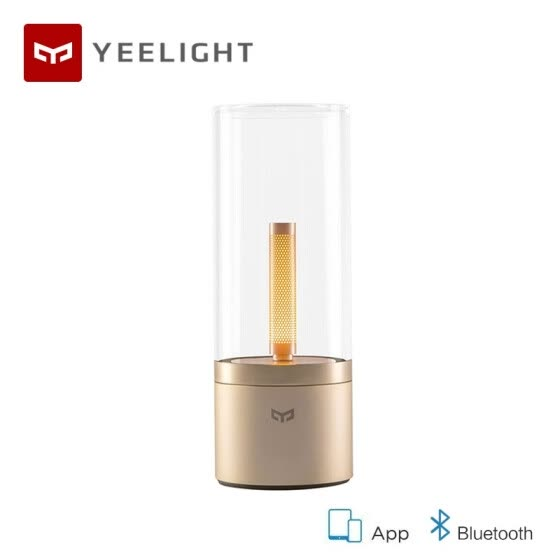 Official Global Version Xiaomi Yeelight Candela Smart Dimmable Led Night Light Candle Atmosphere Lamp