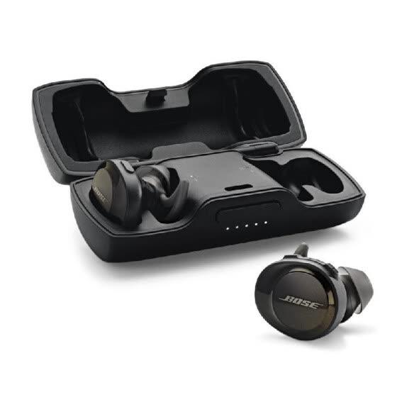 Bose SoundSport Audífonos Bluetooth inalámbricos verdaderos