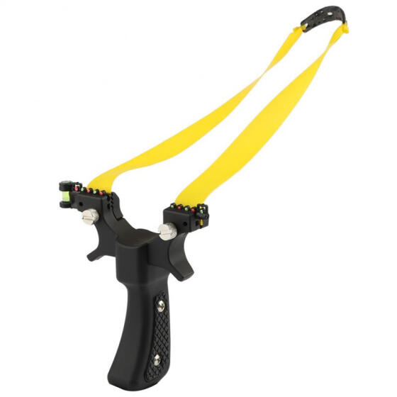 3 Outdoor Powerful Rubber Band Catapult Slingshot Sling Shot Hunting Tools TW
