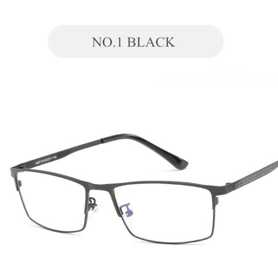 YOOSKE Business Glasses Frame Men Blue light proof Glass Computer Gaming Goggles Eyeglasses Mens Blue Light Filter Eyewear