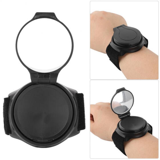 Bike Mirrors With Arm Wrist Strap Rear View Rearview Cycling Bike Accessories