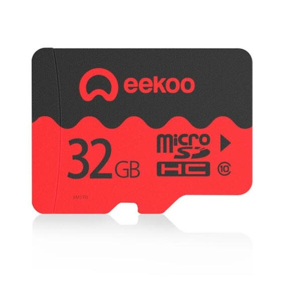 Eekoo High Speed Class 10 32GB TF Card Micro SD Memory Card For Phone, Tablet, Car DVR