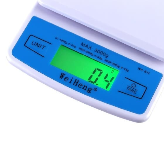 Mini Electronic Scale Professional Digital Pocket Scale Kitchen Food Weighing Tool