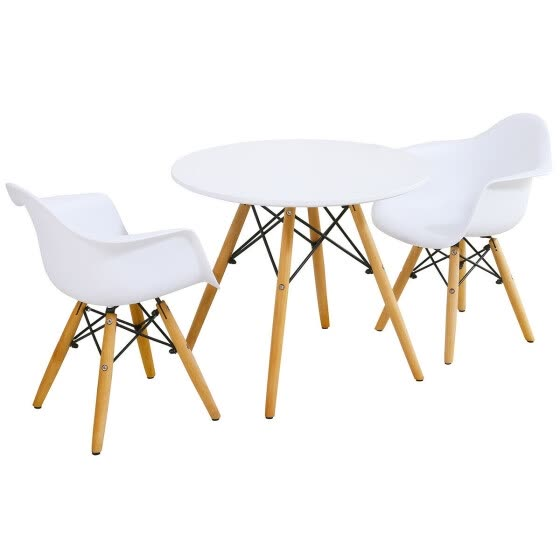 Incredible Shop 3 Piece Kids Modern Round Table Chair Set Online From Alphanode Cool Chair Designs And Ideas Alphanodeonline