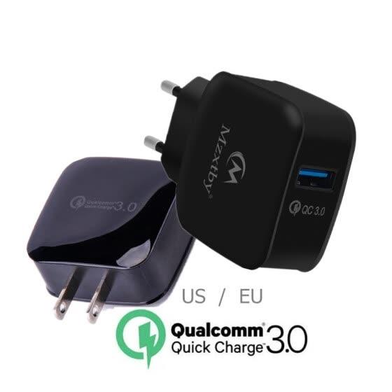 Mzxtby Быстрая зарядка 5V3A Быстрая зарядка телефона USB