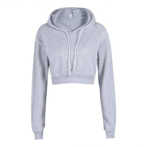 Hooded Hoodie Jumper Women/'s Sweater Coat Sleeve Long Tops Sweatshirt Pullover