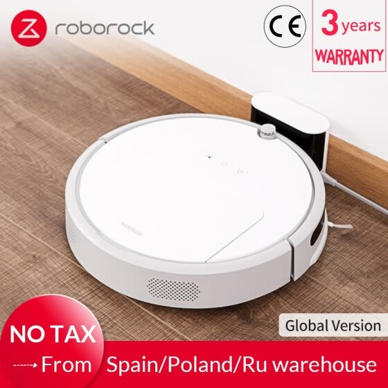 Shop Global Roborock Xiaowa Robot Vacuum Cleaner 3 Youth Lite for