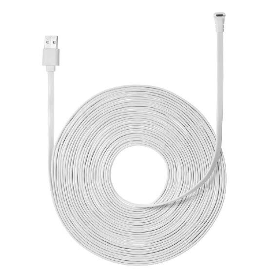 Shop 9M/29 5ft Charging Power Cable Fits for Arlo Pro, Arlo
