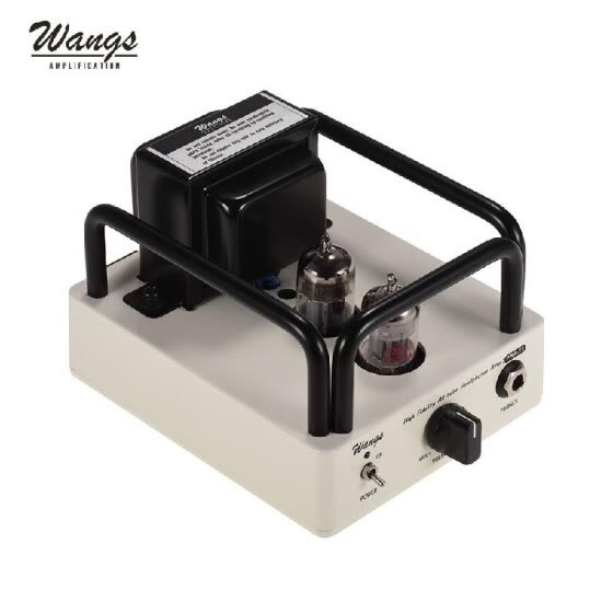 Shop Wangs PHA-T1 High Fidelity All-tube Headphone Amplifier