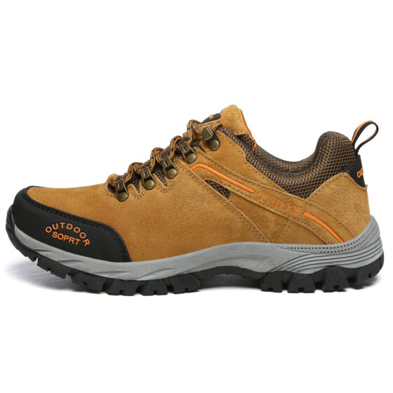 Sneaker Non-Slip Shock Absorption Sports Breathable Outdoor Hiking Shoes