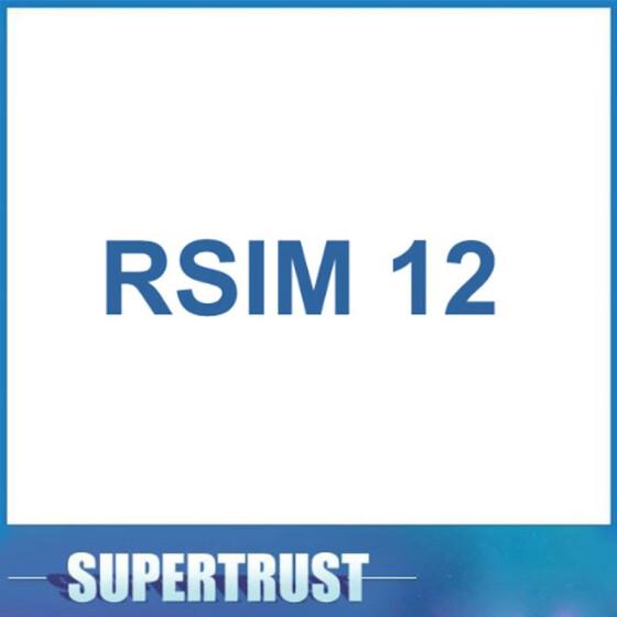 Rsim 13 Not Working