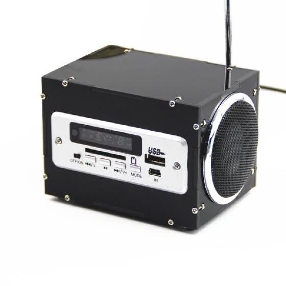 Shop Multifunctional Mini Electronic Transparent Stereo Speaker Box