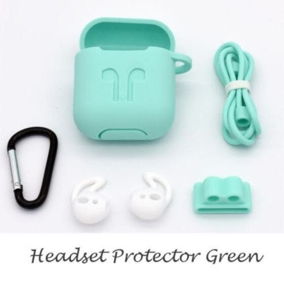 2018 New Fashion 5PCS Headset Gadget Cord Protector Saver Headphone Cable Cover for Apple IPhone