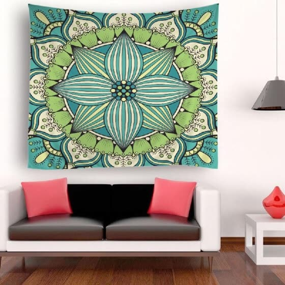 Shop Tapestry Wall Hanging Mandala Tapestries Wall ...