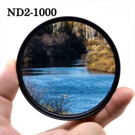 KnightX ND Camera Lens Filter variable Neutral Density Adjustable ND2-1000 For Canon Nikon 49mm 52mm 55mm 58mm 62mm 67mm 72mm 77mm