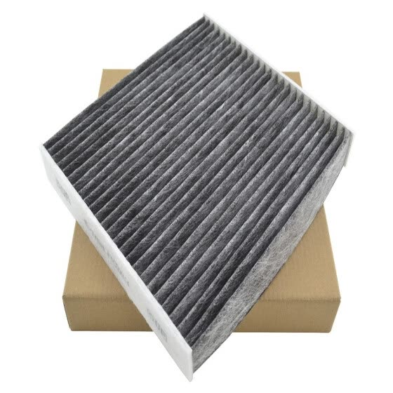 Bi-Trust FTC00014 Cabin A/C Air Pollen Filter for 2005-2017 Toyota Yaris 2009-2016 Venza 2011-2018 Sienna 2008-2014 Sequoia