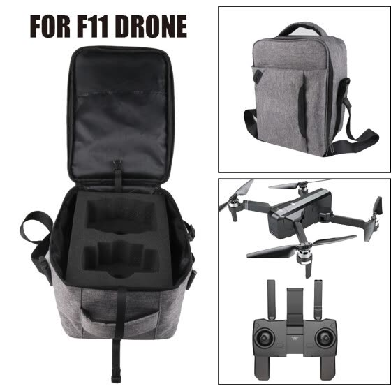 Waterproof Storage Bag Backpack For SJRC F11 5G WiFi RC Quadcopter Camera Drone