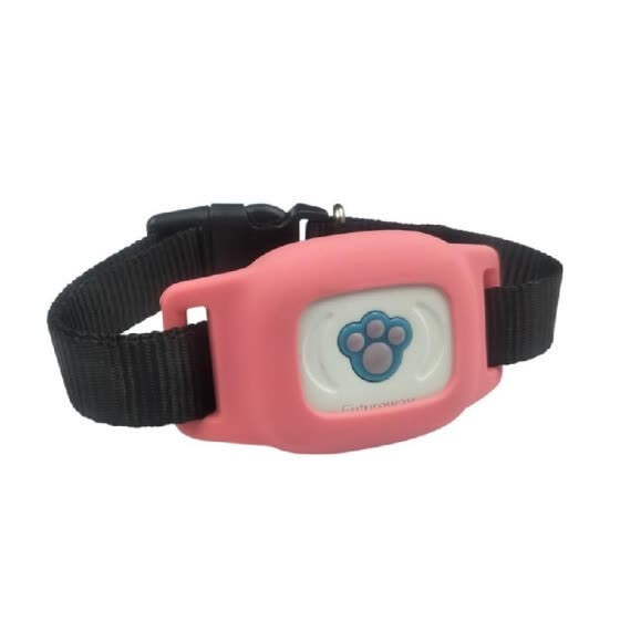 Intelligence Waterproof IP67 Mini Pet GPS Tracking Tracker Collar for Dog Cat AGPS LBS SMS Positioning Pets Track Device