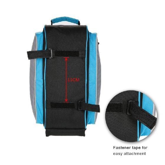 Outdoor Cycling Camping Waterproof Rear Rack Bike Trunk Bag Luggage Storage