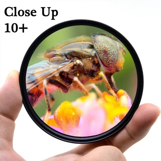 KnightX 10+ colse up Macro Camera Lens Filter For Canon Sony Nikon 50d d5300 color accessories 200d 49 52 55 58 62 67 72 77 mm