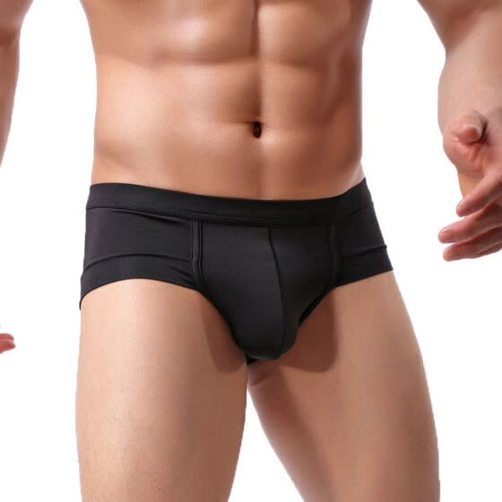 Fashion Underpants Knickers Sexy Mens Boxer Briefs Shorts Underwear Pant