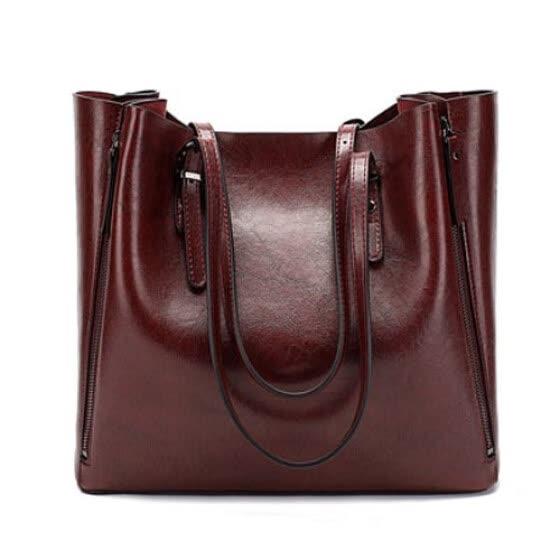 d2171b6c404d Shop Women Bag Casual Shoulder Bag Women Leather Handbags Large ...