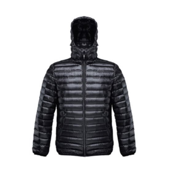 Fashion Xiaomi 90 Seamless Piece Goose Down Jacket IPX4 Waterproof Goose Jacket Windproof Light Warm Winter Upper For Men H20