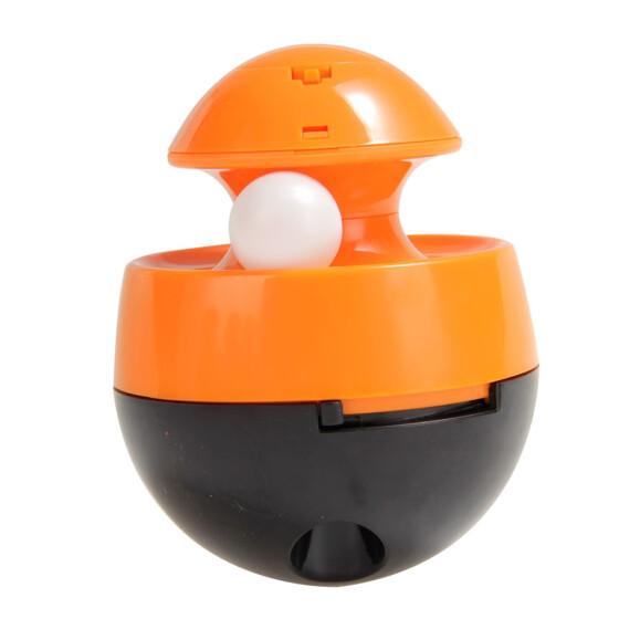 〖Follure〗Pet Dog Toy Food Dispenser Ball Cat Tumbler Pet Food Slow Food Pet Dog Toy Food
