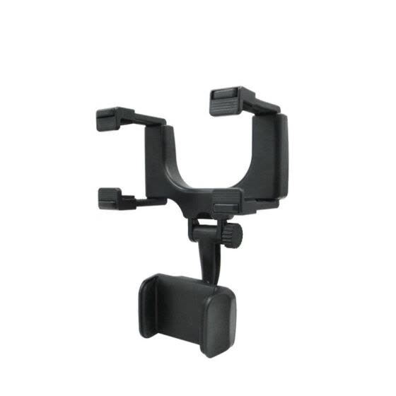 Rear Mirror Car Phone  Holder Stand Mount Rotatable Car Data Recorder Smartphone Holder Stand