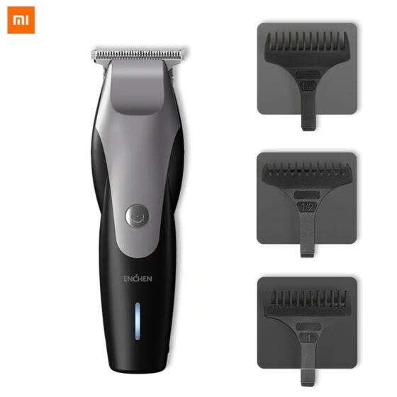 Xiaomi Enchen Hummingbird Electric Hair Clipper USB Charging Hair Trimmer