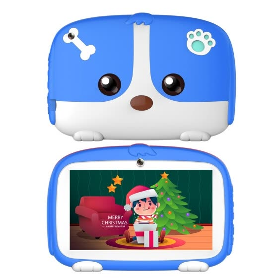 Innofanx Q7 Kids Tablet PC Android Tablet 8GB Storage with Children Educational Apps for Kids Birthday Gift