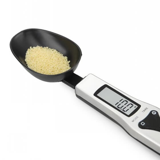 500g/0.1g Electronic LCD Digital Spoon Weight Scale Gram Kitchen  Lab Scale