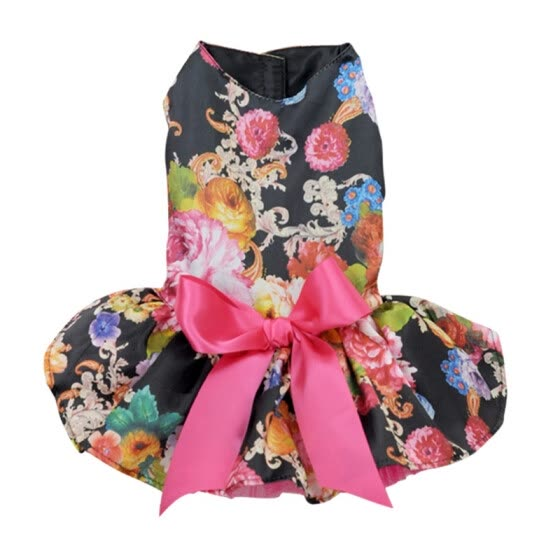 Summer Dog Dress Pet Dog Clothes Small Dog Wedding Dress Skirt Puppy Clothing Spring Pet Clothes Chihuahua Clothing