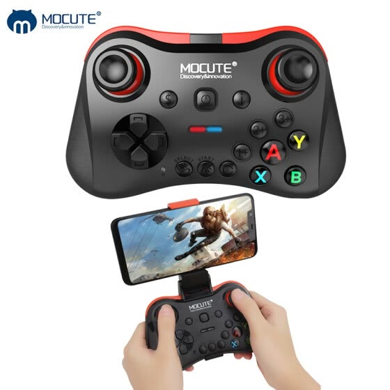 Shop Mocute 056 Bluetooth Gamepad Android Wireless Joystick