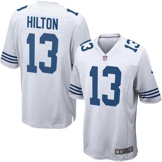 huge discount d3cd3 41f6a Shop Youth Football Jersey Indianapolis Colts T.Y. Hilton ...